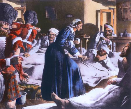 Heute ist Internationaler Tag der Pflege - und der 201. Geburtstag von Florence Nightingale