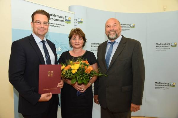Wirtschaftsakademie Nord gewinnt Ideenwettbewerb der Gesundheitswirtschaft 2016